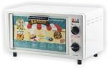 8L雙旋鈕小烤箱
