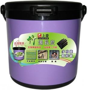 奈米高科技備長炭悶燒鍋2L